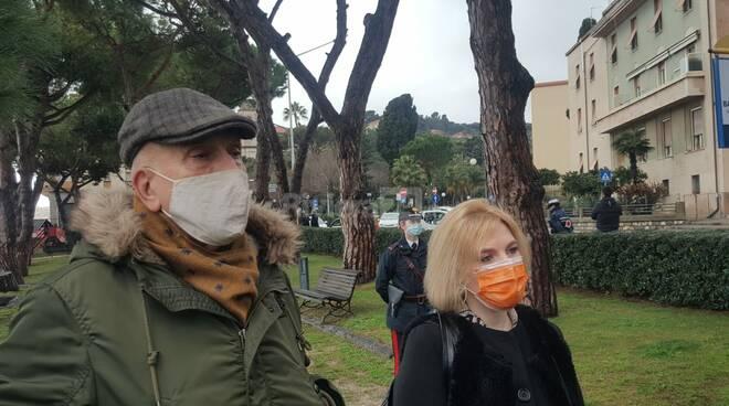 Giacomo Raineri e Simona Gazzano