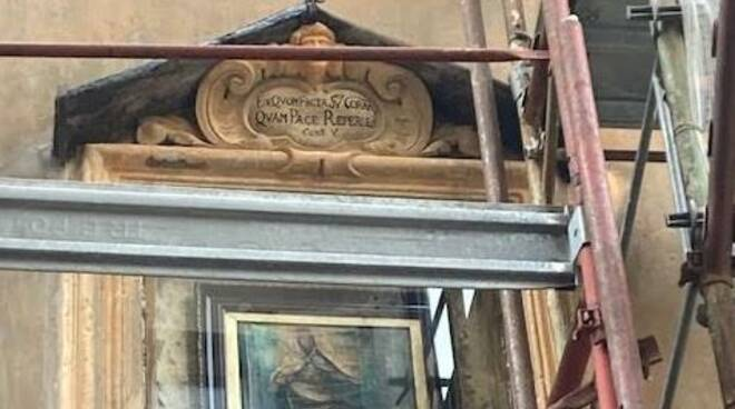 edicola votiva via De Tommaso Imperia