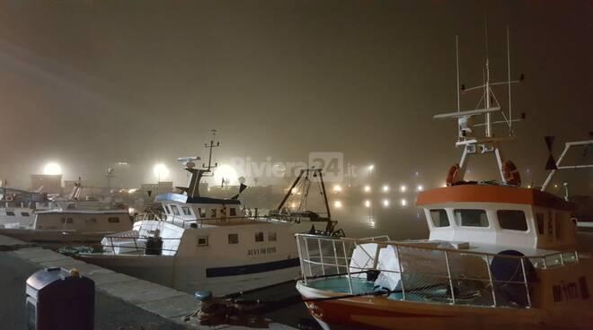 porto di Oneglia caligo