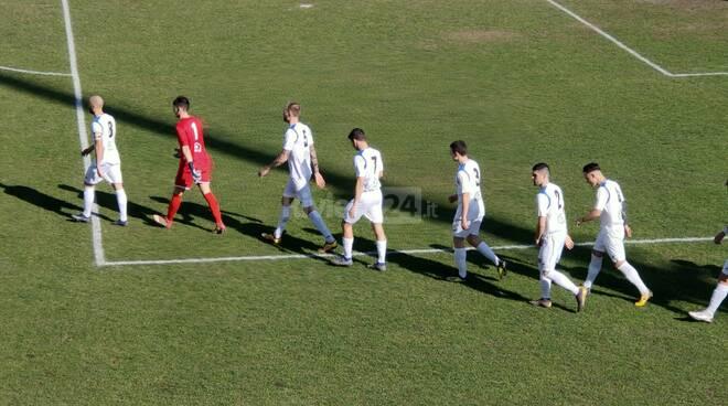 Imperia-Dertona, 2-0: le immagini della partita