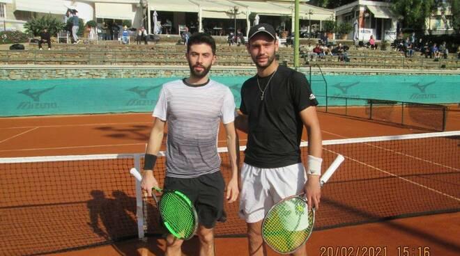 J. Bautista Otegui e Federico Maccari