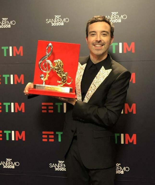 Michele Affidato premi per il Festival di Sanremo