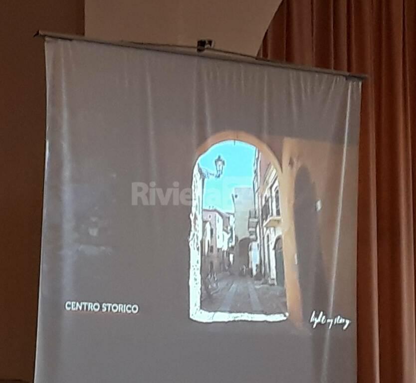 Nuovo video promozionale della città di Bordighera