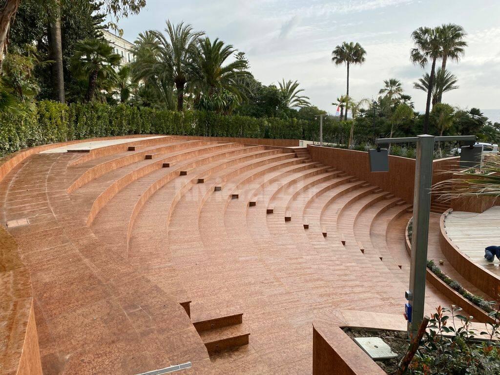 Parco Alfano auditorium giardini