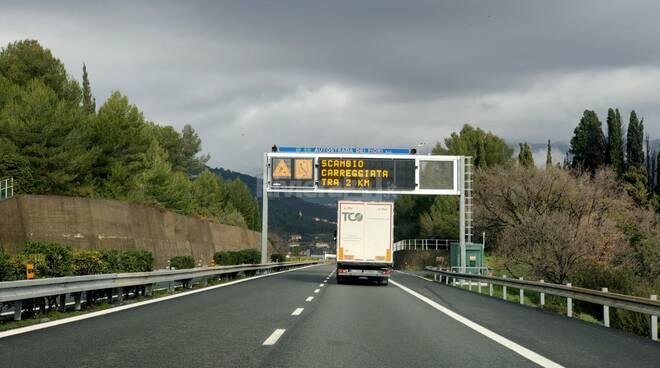Riviera24- autostrada dei fiori generica