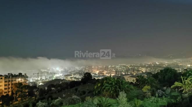 riviera24 - Caligo notturno