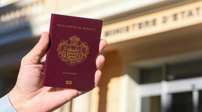 Riviera24- passaporto monaco