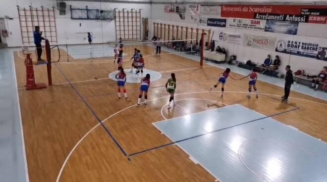 Volley Arma Taggia under 17