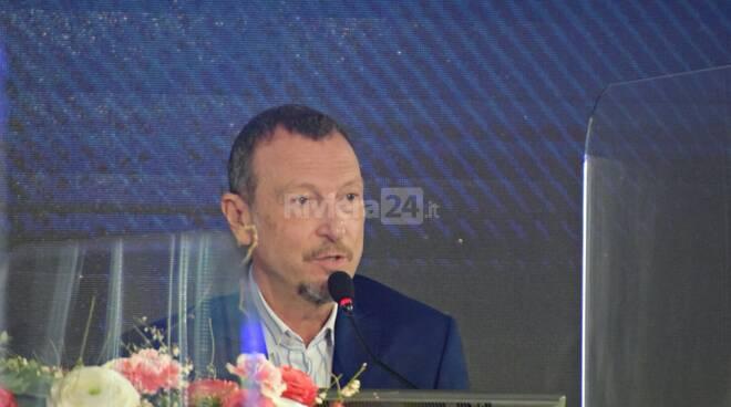 amadeus conferenza stampa sanremo2021