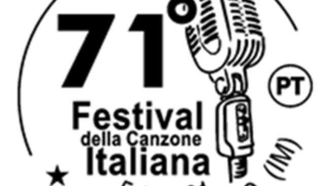Annullo speciale del 71° Festival di Sanremo