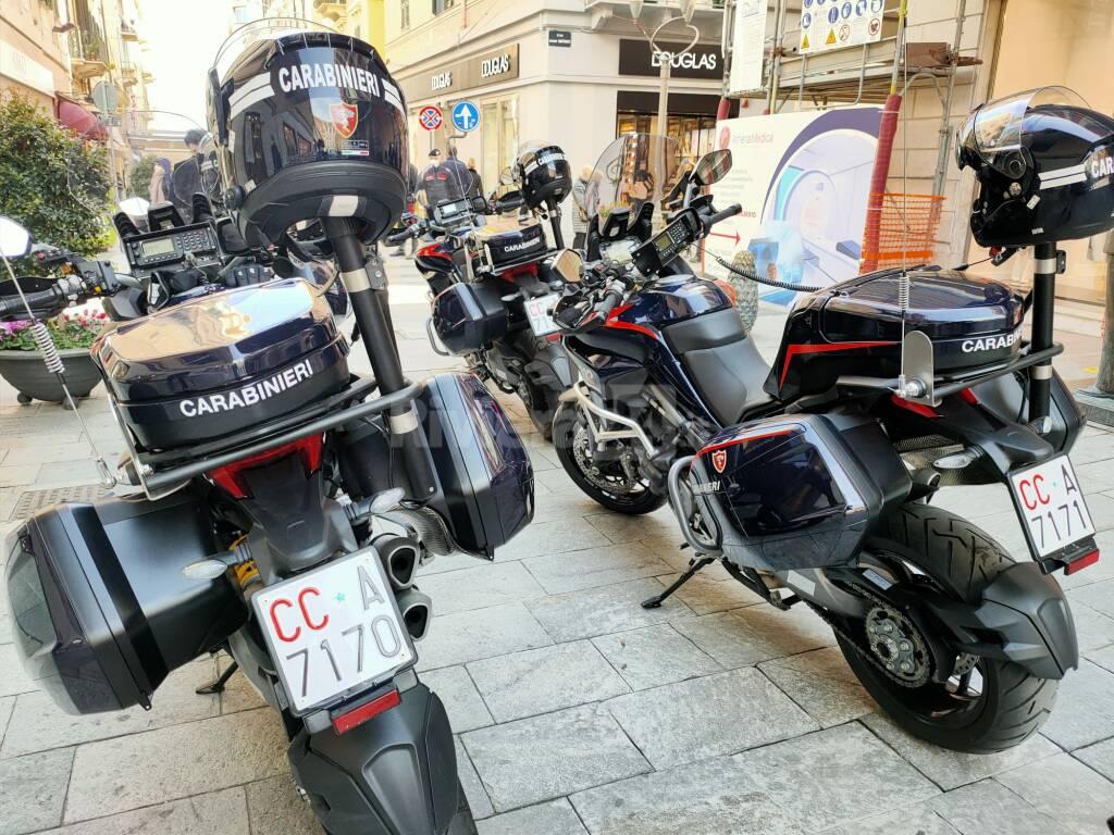 ducati moto carabinieri festival