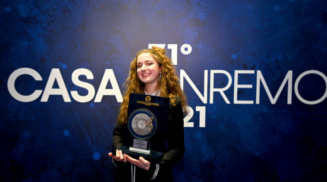 Elena Faggi vince il Premio Soundies Awards