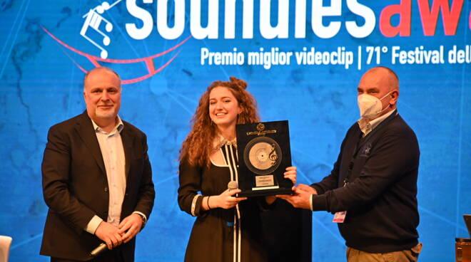Elena Faggi vince il Premio Soundies Awards