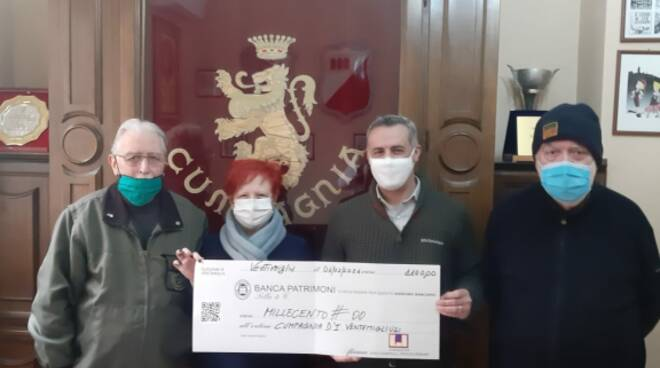 Fondazione Casartelli-Perraro e Cumpagnia d'ì Ventemigliusi
