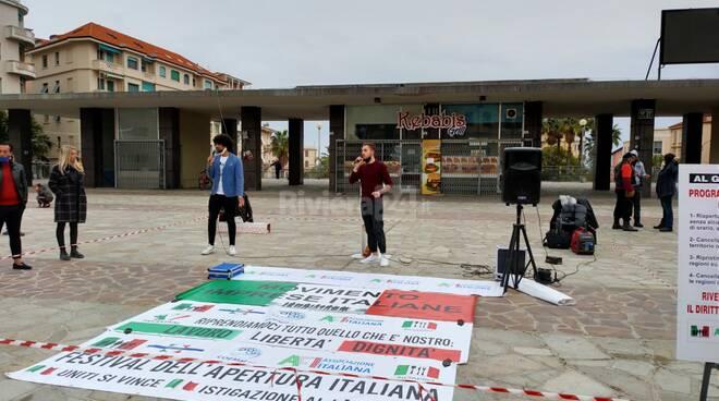 movimento imprese italiane piazza colombo