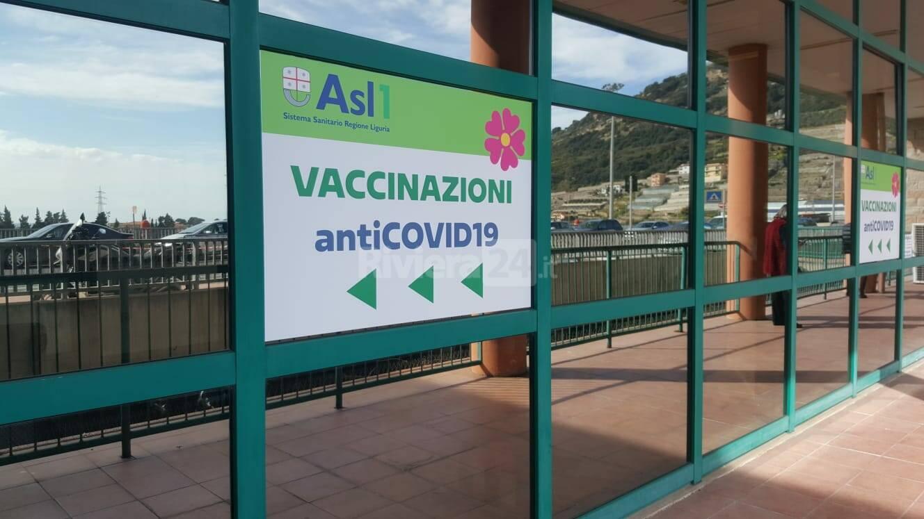 stazione di taggia vaccini