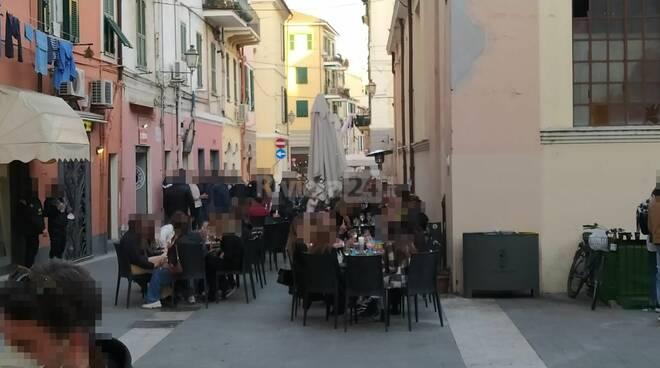 aperitivi piazza Doria