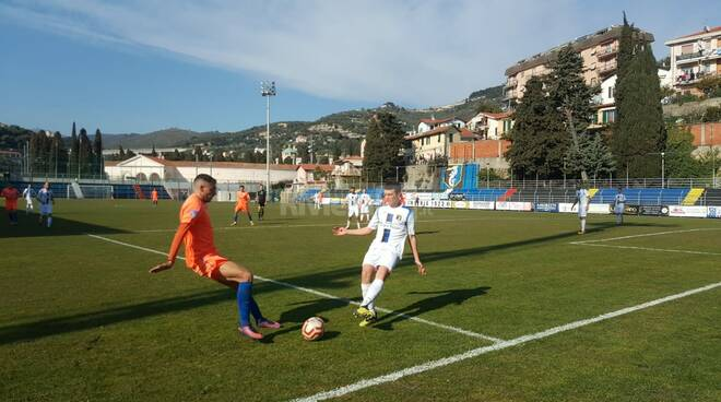 imperia calcio -pont donnaz