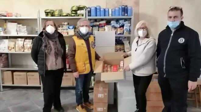 donazione caritas vicariale