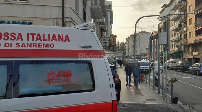 Incidente a Sanremo
