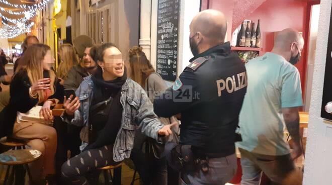 Polizia sanremo locale