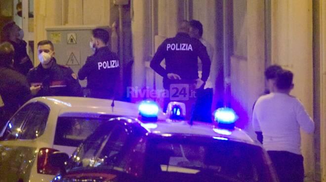 riviera24 - polizia carabinieri notturna