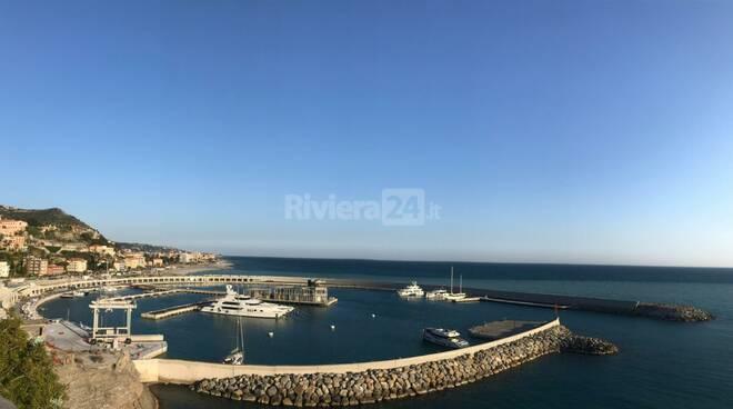 Riviera24- porto ventimiglia cala del forte