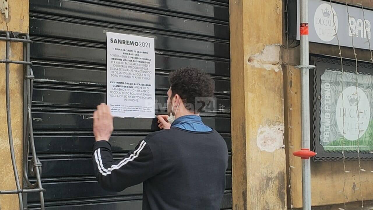 riviera24 - protesta ristoranti sanremo