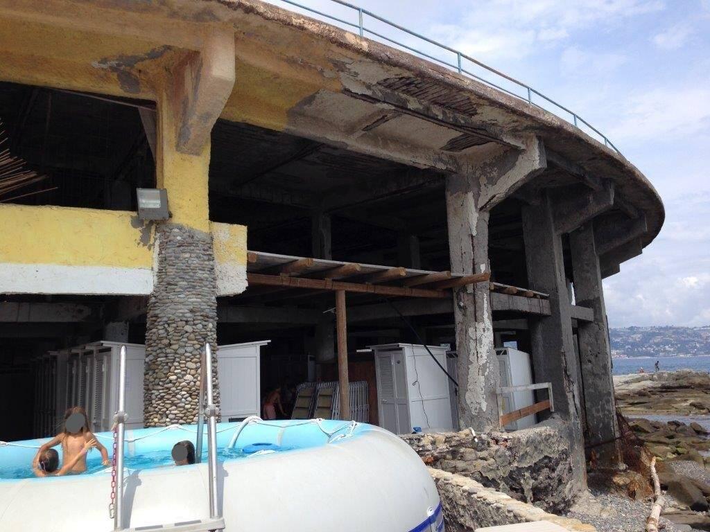 Riviera24- vecchia rotonda sant'ampelio