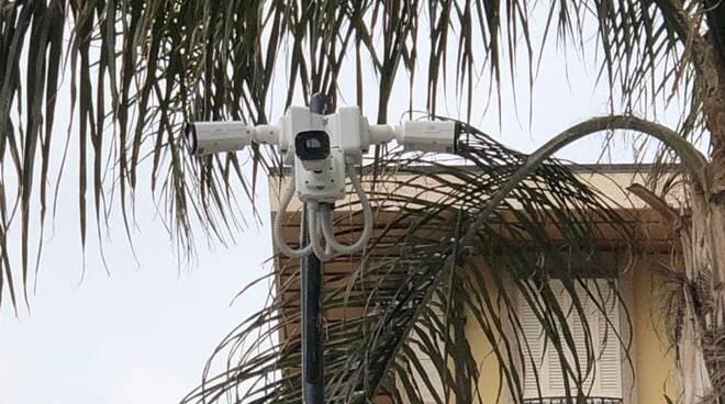 telecamere bordighera
