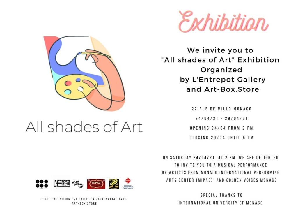 """All Shades of Art"""