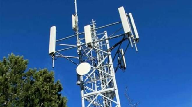 Antenna ai Pini del Rosso