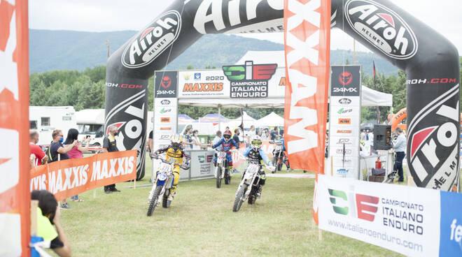 Campionato Italiano MiniEnduro Borilli Racing – Eleveit