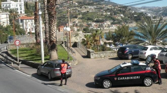 carabinieri bordighera
