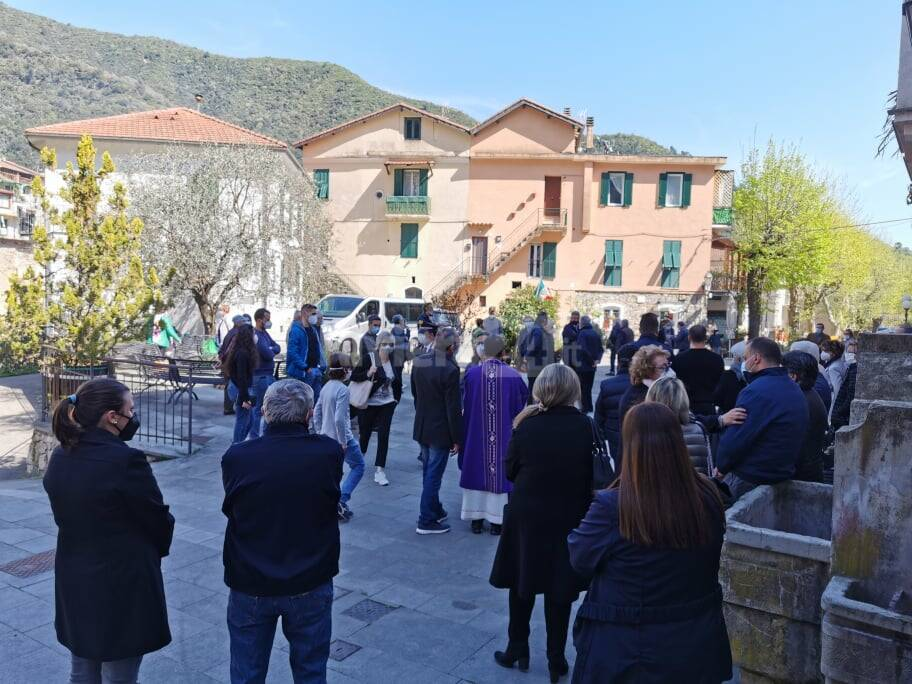 Funerali di Tina Boeri