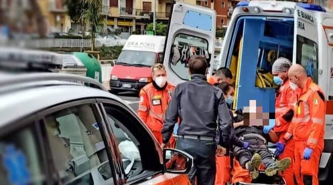 incidente Diano Marina