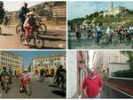 imperia in bicicletta collage
