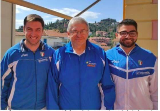 Guido, Stefano e Michele Montanari