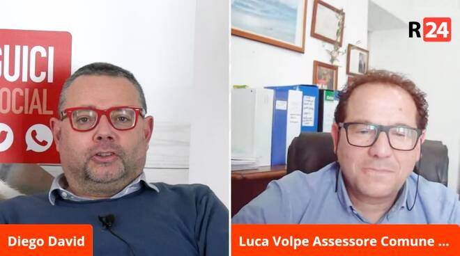luca volpe collage