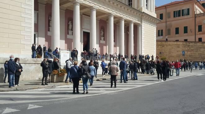 funerale danila d'agostino