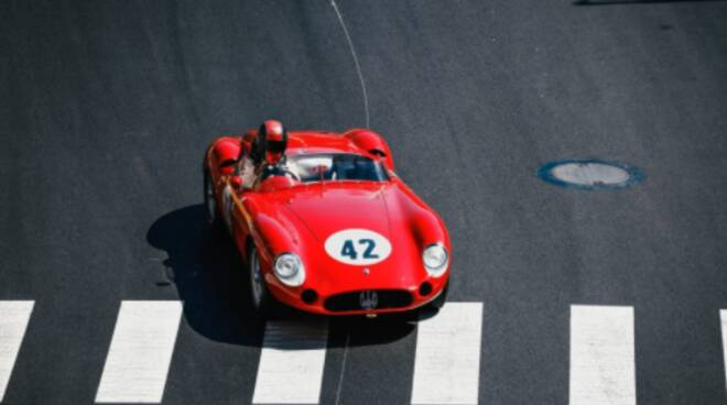 Grand Prix de Monaco Historique serie c
