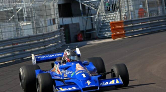Grand Prix de Monaco Historique serie g