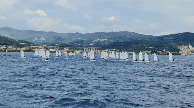 Meeting Nazionale Optimist – Trofeo Primavera