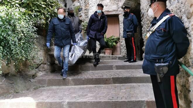 omicidio Rocchetta Nervina