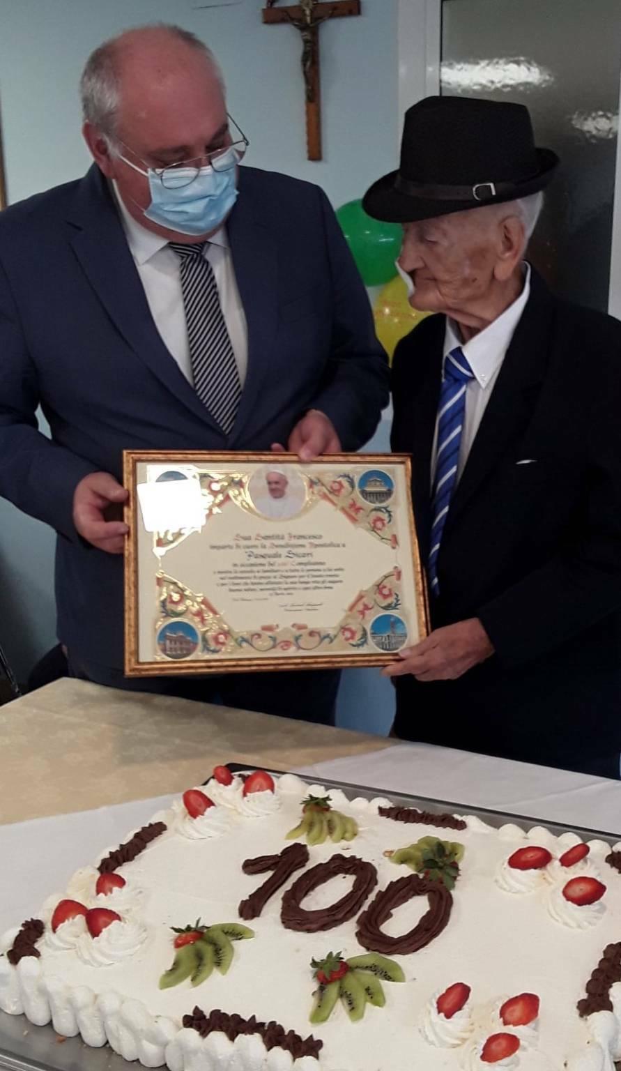riviera24 - 100 anni pasquale sicari