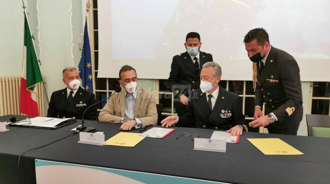 Riviera24- accordo capitaneria Tethys