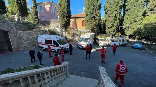 riviera24 - croce rossa imperia ambulanza