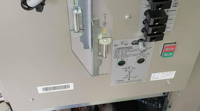 riviera24 - lavori elettricità