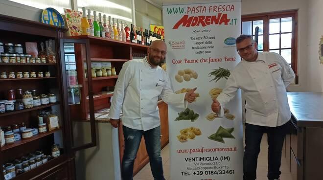 riviera24 - Ramon Bruno e Giuseppe Colletti