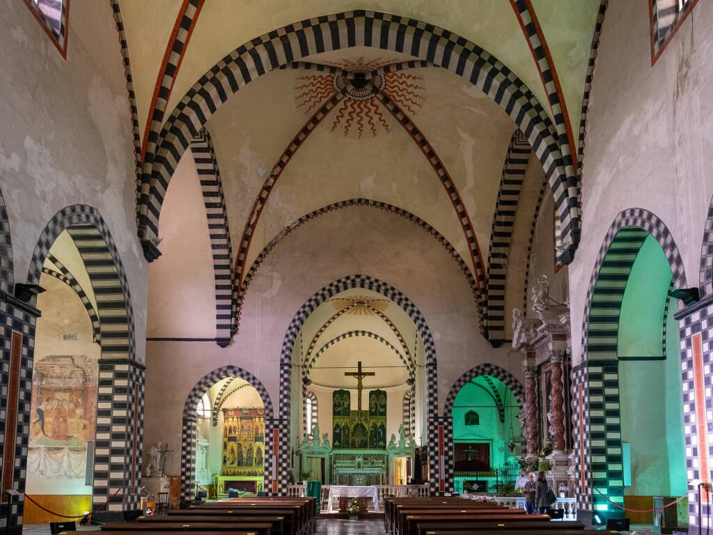 Taggia convento San Domenico